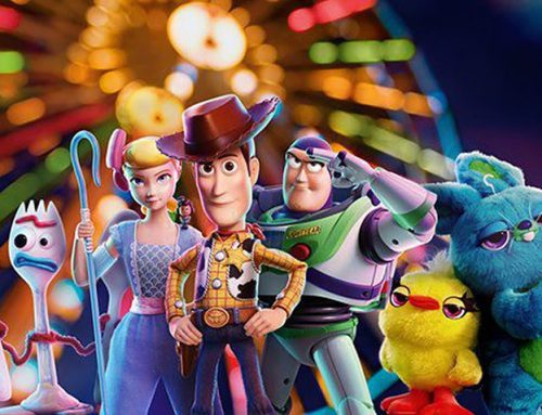 Festival Premiere: Toy Story 4 on June 27th