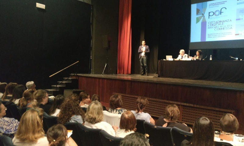 Visioni Fantastiche presented within the Educational Offering Plan