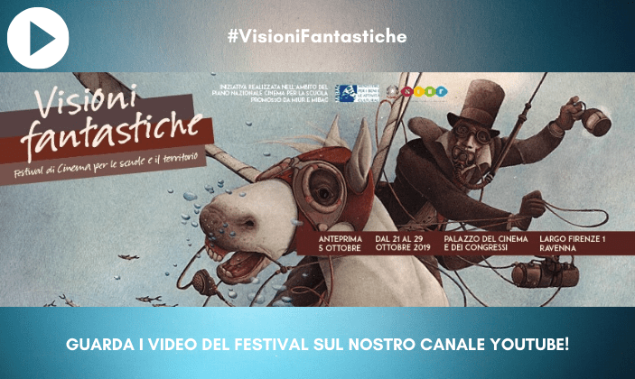 Relive Visioni Fantastiche on YouTube!
