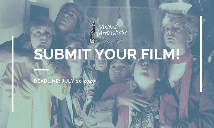 Submit your film and participate in Visioni Fantastiche's Competition!
